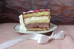 Naistenpäivän kakku, Mustaherukka-karpalohillo, Mustaherukka-karpalomousse, Sitruunatahna (Lemon Curd), Sitruunamousse (Lemon Curd Mousse)