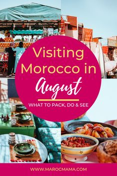 August in Morocco is hot, hot hot! Find out where to go to stay cool and have a great experience. Visit Marrakech, Visit Morocco, Morocco Travel, Ancient Greek Architecture, Gothic Architecture, Travel Destinations, Travel Tips, What To Pack, Vietnam Travel