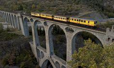 Le Petit Train Jaune, France