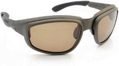 Nannini Modular 3 Polar Sunglass with Rubber Nose Pad (Aqua Gun Brown) by Nannini. $143.52. These glasses have been designed for water sports and outdoor life. Matt finish, natural colors, polarized anti-reflex lenses make it perfect for weekend water activity. Quick fix system make easy to change the lenses. Brown color improves light contrast and images definition. Suitable for water sports such as yachting, sailing, windsurfing, and fishing. 100 percent UV r...
