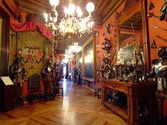 Museo Cerralbo. Armería