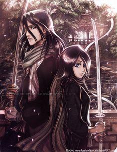 *Byakuya/Rukia* - The Kuchiki Family Photo (36470668) - Fanpop