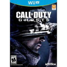 Pre-Owned Call of Duty Ghosts for Nintendo Wii U