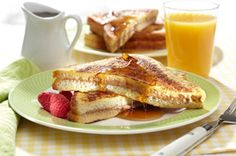 An overnight Stuffed French Toast for Two recipe