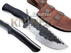 Andy Alm Knives Exporter Custom Knives Hand Forged USA Railroad Tracker Knife #AndyAlmCustomKnives