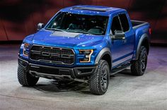 2017 Ford F-150 Raptor First Look Photo Gallery