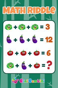 Educational Apps For Kids, Learning Games For Kids, Fun Games For Kids, Learning Numbers, Games For Toddlers, Toddler Apps, Brain Teasers, Happy Kids, Pre School