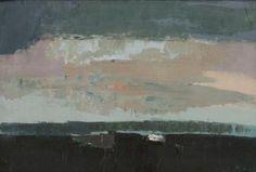 Nicolas de Staël, Gentilly - 1952 http://painters-table.com/blog/nicolas-de-stael-mitchell-innes-nash#.VKIKteAAKA