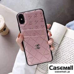 ❤ Compatible for Apple iPhone XsMax / XR / XS / X / / 8 / / 7 / / / A hardness and clarity Tempered Glass Screen Protector is included with every purchase Chanel Phone Case, Bling Phone Cases, Pretty Iphone Cases, Cute Phone Cases, Iphone 6 S Plus, Iphone 8, Iphone Phone Cases, Phone Covers, Apple Watch