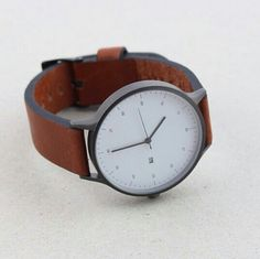 Beautiful swiss watch by Instrmnt. This is the Instrmnt 01-A
