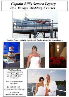Seneca Harbor - Weddings On the Water