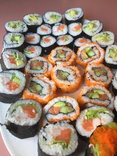 [Homemade] Sushi! #recipes #food #cooking #delicious #foodie #foodrecipes #cook #recipe #health