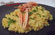 il risotto alla crema di scampi è un classico delle grandi occasioni, un piatto prelibato dal sapore caratteristico di scampi.