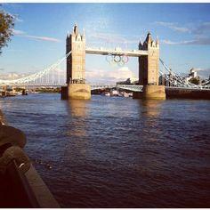 The Tower bridge #London2012