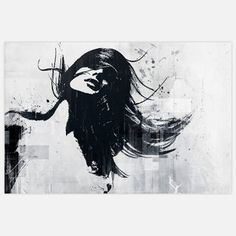 Closer Wall Mural 60x40, $99, now featured on Fab.