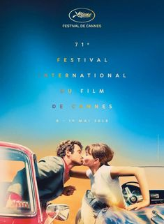 The Cannes Film Festival 2018 poster has been unveiled