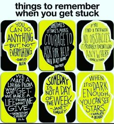 "Growth mindset -- ""If you get stuck"""