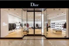 Dior Homme store, Los Angeles – California
