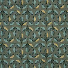 Fabric On Sale Modern Aqua Yellow Upholstery by PopDecorFabrics $17 2 yards