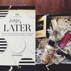 Sephora Play is my newest obsession. This month's box was PERFECT  by bryttanitaylor