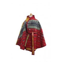 Cape Cotton Large Red