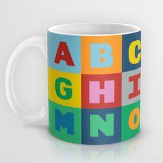 #alphabet #rainbow #color #blocks #projectm