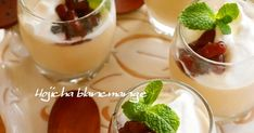 香ばしいほうじ茶がふんわり香る、ひんやりとろりんデザート。すごく簡単♪
