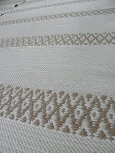 Textiles, Weaving Patterns, Rug Making, Creations, Rugs, Knitting, Crochet, Inspiration, Knits