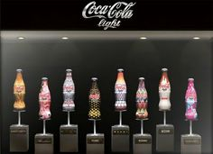 Coca-Cola. Anything is high fashion