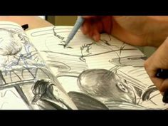 ▶ Faber-Castell Pitt Artist Pens on the go wtih Don Colley - YouTube