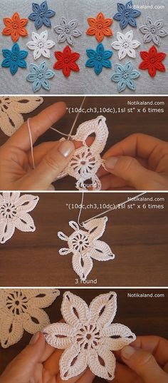 Great Free Crochet Flowers lace Suggestions Easy Crochet Lace Flower You Should Learn Crochet Flower Patterns, Crochet Motif, Crochet Designs, Crochet Flowers, Knitting Patterns, Crochet Coaster, Doily Patterns, Crochet Ideas, Doilies Crochet