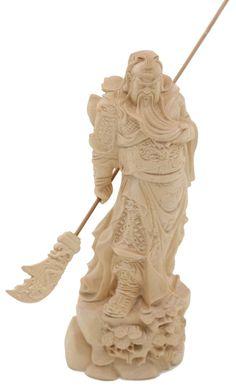 Chine Une Gigantesque Statue Pour Célébrer Le Dieu De La Guerre - China unveils colossal 1320 ton god of war statue