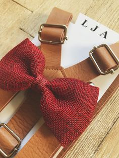 Groomsmen wedding Outfits Ring Bearer Outfit groomsmen bow tie