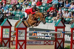 Lejeune Philippe (BEL) - Vigo d'Arsouilles  Alltech FEI World Equestrian Games   Lexington - Kentucky 2010