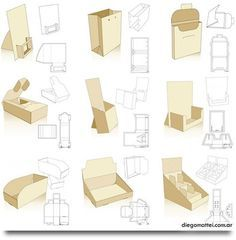 253 free display and packaging templates - craft fair booth