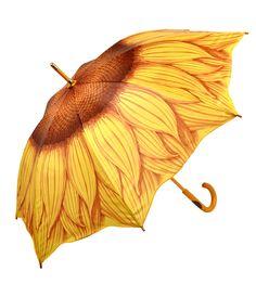 Joanna Wood Sunflower Umbrella  #sunflower #umbrella #aprilshowers #spring