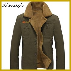 Cheap jacket, Buy Quality jacket tactical directly from China bomber jacket men Suppliers: DIMUSI Winter Bomber Jacket Men Air Force Pilot Jacket Warm Male fur collar Army Jacket tactical Mens Jacket Size Military Bomber Jacket, Bomber Jacket Winter, Bomber Jackets, Military Jackets, Cargo Jacket, Motorcycle Jackets, Military Uniforms, Windbreaker Jacket, Sweatshirts