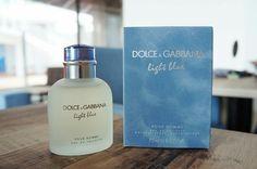 Perfume And Cologne, Best Perfume, Essential Oil Perfume, Essential Oils, Perfume Reviews, Dolce Gabbana, Light Blue, Fragrances, Eau De Toilette