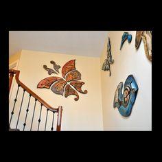 """Dreamy Dusky Wing"" Porcelain Wall Art ~ 20% OFF! | Natalie Blake Studios"