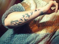 Demi Lovatos  tattoos