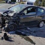 Lazio: #Labico #frontale tra due auto su via Casilina. Grave un 50enne di Segni (link: http://ift.tt/2d0xpG8 )
