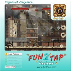 Engines of Vengeance - Gearing up for battle. Full review at: http://fun2tap.com/index.cfm#id2513 --------------------------------------------- #apps #iosApps #iPad #iPhone #games