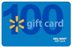 Enter to #win A $100 Walmart Gift Card (ends 2/17)