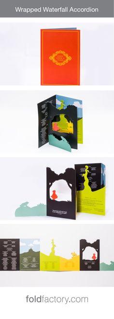 9 Best Cool Brochure Designs Images On Pinterest Flyer Design