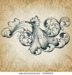 Filigree tattoo inspiration