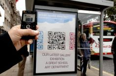 How to embed QR codes in to pictures - Mark Anderson's Blog | education, learning & technology