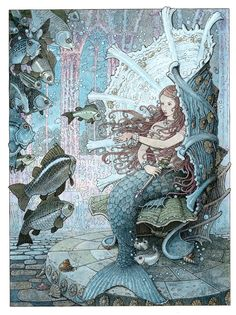 Arena-Illustration-Tomislav-Tomic-Orange-Fairy-The-Girl-Fish-02