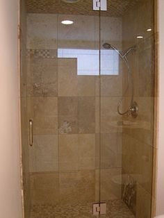 if we kept current shower where it's at.....