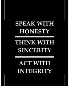 33 Honesty Integrity Quotes 3 Quotes Pinterest Honesty