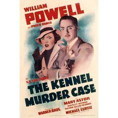 The Kennel Murder Case Canvas Art - (11 x 17)